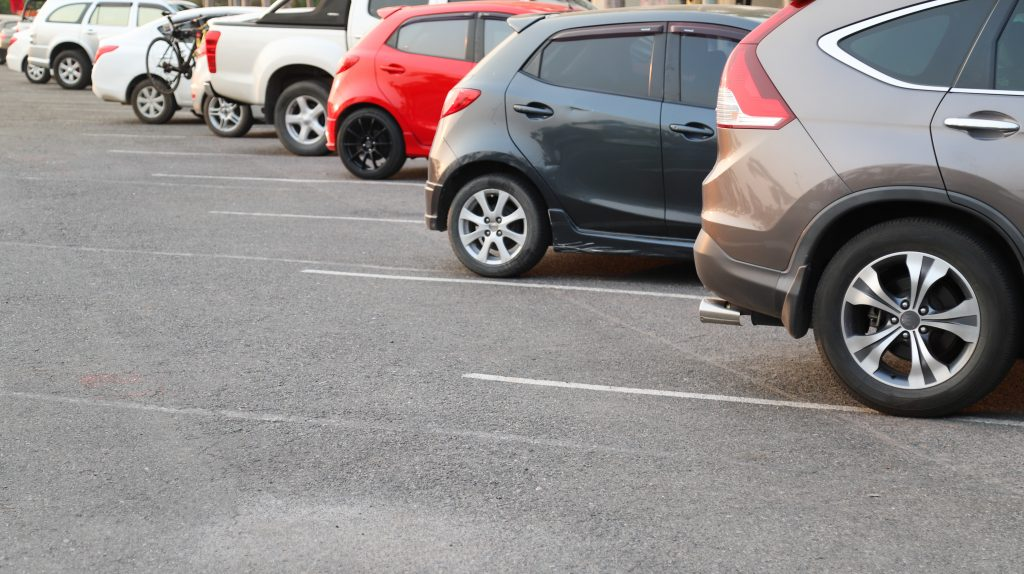 Storing a Vehicle: Drive-Up Unit vs. Outdoor Car Storage Parking