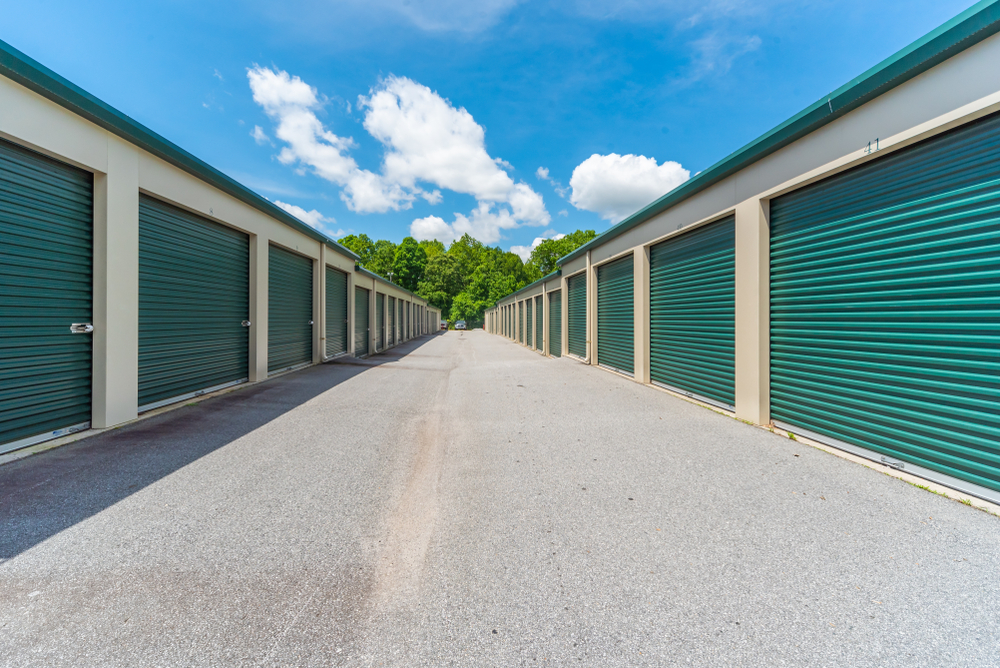 self storage rules are for your safety