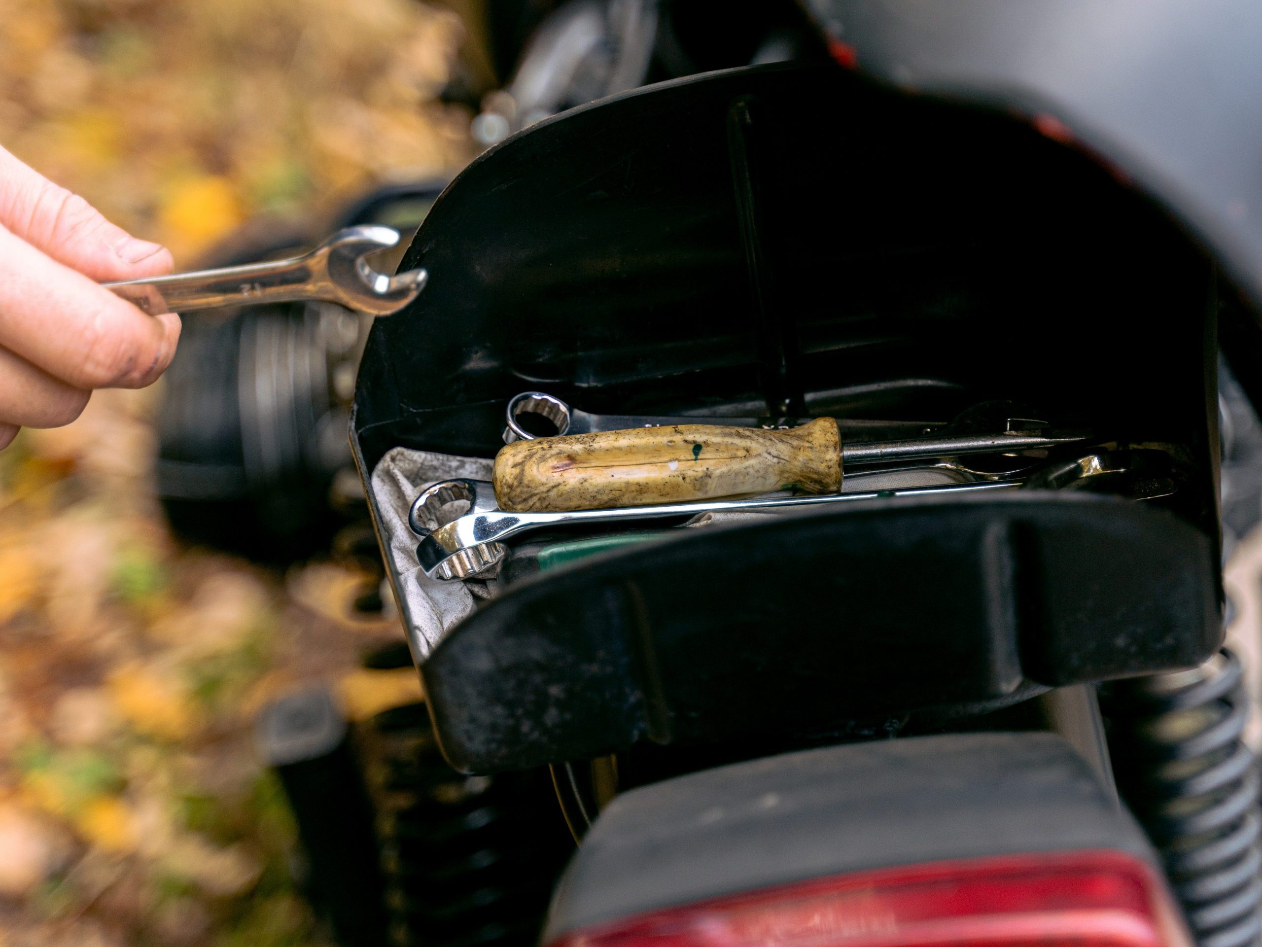Motorcycle Winter Storage: How To Keep Your Bike Pristine