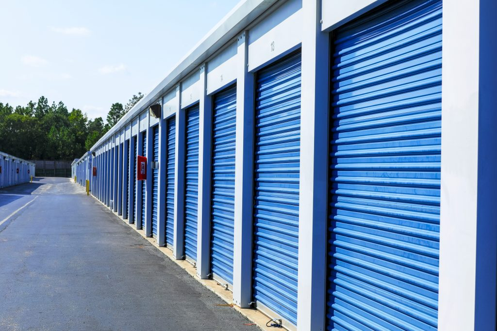What Are the Benefits of Drive Up Storage?