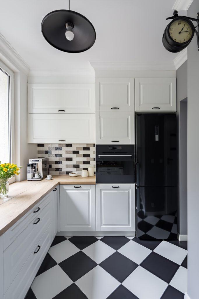 Kitchen Storage Ideas for Small Spaces