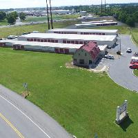 moove in self storage aerial view east petersburg pa