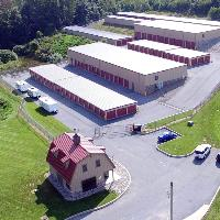moove in self storage aerial view quarryville pa